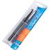 Paper Mate, Flair Felt Tip Pens, Medium Point, Black Ink, Pack of 2