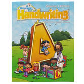 A Reason For, A Reason for Handwriting Level A Manuscript Student Worktext, Paperback, Grade 1
