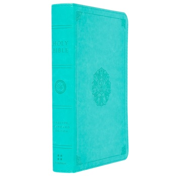 ESV Personal Reference Bible, TruTone, Turquoise