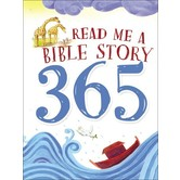 Read Me A Bible Story 365, by Thomas Nelson, Hardcover