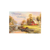 DaySpring, Thomas Kinkade Birthday Blessings Boxed Cards, 12 Cards with Envelopes