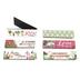Salt & Light, Llama and Cactus Magnetic Bookmarks, 6 Bookmarks