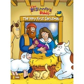 The Very First Christmas, The Beginner's Bible Series, by Zonderkidz, Paperback
