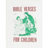 McBeth, Bible Verses for Children Mini Scripture Book, Paperback