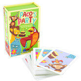 Blue Orange Games, Pacos Party Card Game, 60 Cards, 2 to 6 Players, Ages 5 & Older