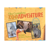 Master Books, The Complete Zoo Adventure Field Trip in a Book, Hardcover Spiral, Grades 3-6