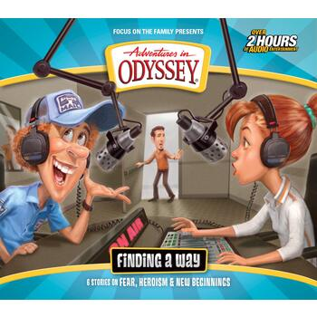 Adventures In Odyssey, Finding a Way, Episode 70, by Focus On The Family, CD