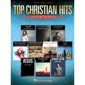 Top Christian Hits 2016-2017, by Various Artists, Songbook