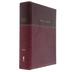 NIV Family Bible, Keepsake Edition, Duo-Tone, Burgundy