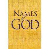 Names of God, by Rose Publishing, Paperback