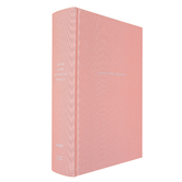 NET Love God Greatly Bible, Hardcover, Pink