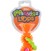 Fat Brain Toys, pipSquigz Loops, Ages 6 Months and Older, Orange, 6 x 2 x 2 inches