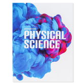BJU Press, Physical Science Student Text, 6th Edition, Paperback, Grade 9