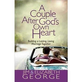 A Couple After God's Own Heart, by Jim George and Elizabeth George, Paperback