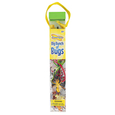 Insect Lore, Big Bunch of Bugs, Multi-Colors, Ages 4 Years and Older, 18 Pieces