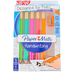 Paper Mate, Handwriting Triangular Woodcase Pencils Set with Sharpener, #2, Multi-Colored, Pack of 5