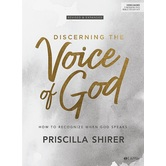 Discerning the Voice of God Leader Kit: Updated Edition, by Priscilla Shirer, Kit