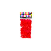 Tree House Studio, Pom Poms, 1/2 inch, Red, 125 Pieces
