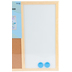 Imagination Station, 3-In-1 Magnetic Dry Erase Calendar and Corkboard, 24 x 16 Inches, 1 Each