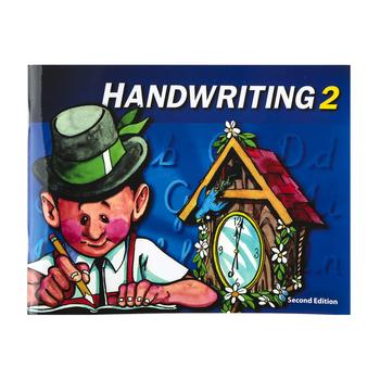 BJU Press, Handwriting 2 Student Worktext (2nd Edition)