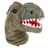 The Puppet Company, T-Rex Head Puppet, Green, 14 1/2 inches
