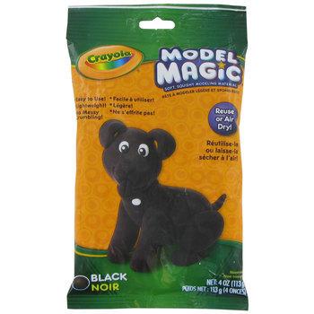 Crayola, Model Magic Modeling Compound, Black, 4 ounces