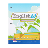 BJU Press, English 5 Student Worktext, 2nd Edition, Paperback, Grade 5