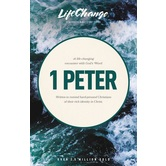 1 Peter, LifeChange Bible Study Series, by The Navigators, Paperback