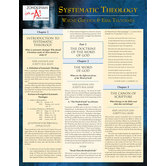 A Systematic Theology Laminated Sheet, by Wayne A. Grudem and Erik Thoennes