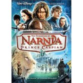 The Chronicles of Narnia: Prince Caspian, DVD