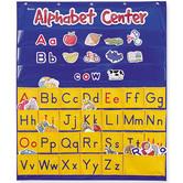 Alphabet Center Pocket Chart