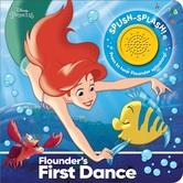 Disney Princess Little Mermaid, Flounders First Dance, by Phoenix International, Sound Book