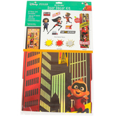 Eureka, Incredibles Learning is Incredible All-In-One Door Decor Kit, 33 Pieces