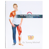 Master Books, Wonders of the Human Body Vol 1, Anatomy and Physiology, Musculoskeletal, Gr. 6-8