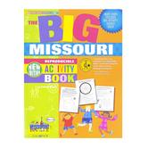 Gallopade, The BIG Missouri Reproducible Activity Book, Paperback, 96 Pages, Grades 2-8