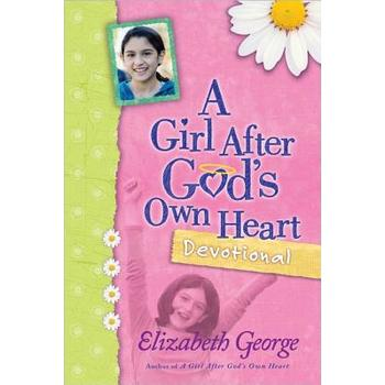 A Girl After Gods Own Heart Devotional, by Elizabeth George, Hardcover