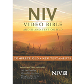 NIV Video Bible, DVD