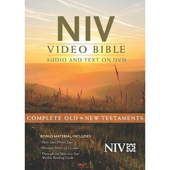 NIV Video Bible, DVD