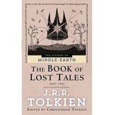 The Book of Lost Tales: Part Two, by J. R. R. Tolkien & Christopher Tolkien, Mass Market Paperback