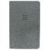NKJV Personal Size Giant Print Reference Bible, Imitation Leather, Gray