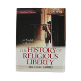 Master Books, The History of Religious Liberty: Student Edition, by Michael Farris, Grades 10-12