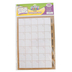 Teacher Created Resources, Clingy Thingies Burlap Wipe-Off Calendar Set, 140 Pieces, 17 x 22 Inches