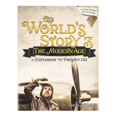 Master Books, The World's Story 3: The Modern Age, by Angela O'Dell, Student, Grades 6-8