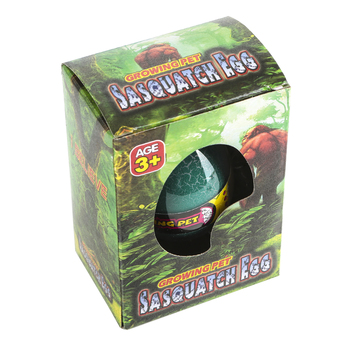 Barry Owen Co., Growing Pet Sasquatch Egg, 2 1/2 inches, Ages 3 and Older