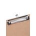 The Fine Touch, Clip Board, 8.9 x 12.4 Inches, Natural Wood Color