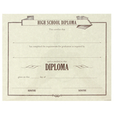 A Simple Plan, Homeschool Diploma