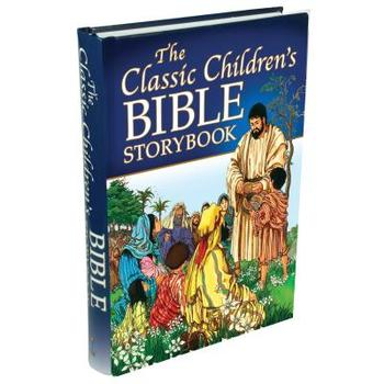 Classic Children's Bible Storybook, by Johan Smit, Nina Smit, and Alan Perry, Hardcover