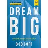 Dream Big Video Study, by Bob Goff, DVD