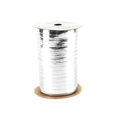 Brother Sister Design Studio, Curling Ribbon, Metallic Silver, 300 Feet x 3/16 Inches