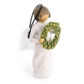 Willow Tree, Magnolia Ornament, by Susan Lordi, Resin, 4 1/4 Inches